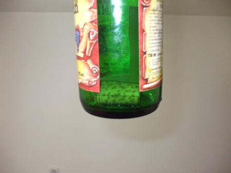 dop in sticla de vin