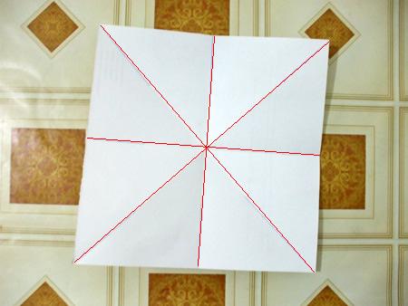 facut diagonale si mediatoare