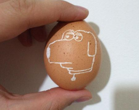 brian griffin eggshell