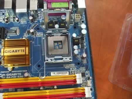 slot procesor gol