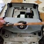 Cum arata un cd-rom desfacut