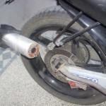 Cum sa schimbi vata din toba unei motociclete