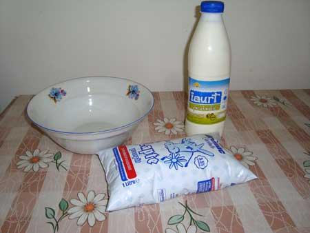 iaurt necesare