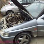 Cum se schimba becul faza scurta/lunga la masina (ford escort)