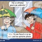 Nebunul cu umbrela