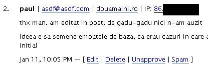 Cum sa verifici daca un user de wordpress este administrator